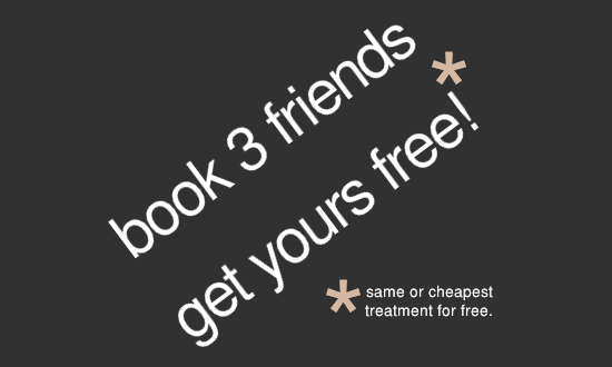 why not take me up on this great edge hair offer?